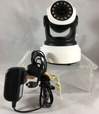 SUNLUXY Wireless Wifi 720P HD H.264 P2P P/T IP Network IR Security Camera D13