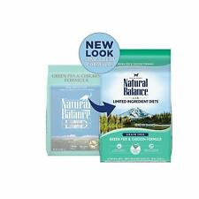 Natural Balance L.I.D. Limited Ingredient Diets Dry Cat Food(Packaging May Vary)