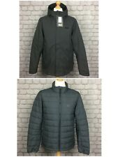 BNWT JACK WOLFSKIN MENS UK L GREY GLENCOE SKY II 3 IN 1 JACKET COAT RRP £200 CS