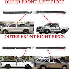 2Dr Weatherstrip Window Door Belt Seal For Toyota Hilux SR5 KUN25 VIGO MK6 05-14