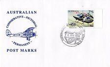 Permanent Commerative Pictorial Postmark - Kippa-Ring 28 Jun 1996 - 45c