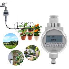 Irrigazione Centralina Digitale Timer Programmabile Automatico Controller Solare