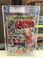 X-men #121  PGX 9.6 white pages