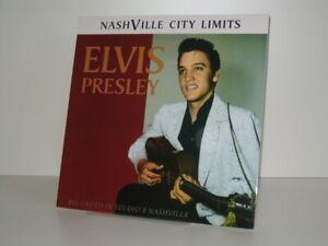 LP Elvis Presley - Nashville City Limits (RED Vinyl)