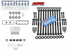 Chevy 5.3L LS Vin M/3/LC9 Gaskets Fel Pro head set L33 2005-10 w/ARP head bolts
