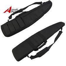 "38"" Tactical Heavy Duty Gun Rifle Shotgun Carry Case Shoulder Hand Bag Black"