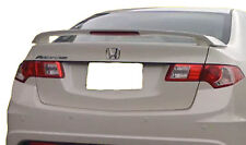 SPOILER FOR AN ACURA TSX FACTORY STYLE SPOILER 2009-2013
