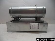"Siemens 6"" automatic vent damper with high/ low pressure LGEG865R06AAAAS 1358770"