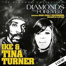 Ike & Tina Turner - Diamonds Are Forever (2017)  2CD  NEW/SEALED  SPEEDYPOST