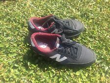 New Balance 410 Sz 7 Black And Red Check Women Shoes Trainers