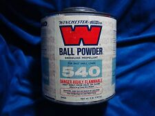 Vintage Winchester 540 Empty 3 Lb Powder Can