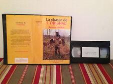 La chasse de l'orignal par Monsieur ORIGNAL VHS TAPE & CLAMSHELL CASE FRENCH