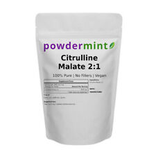 L-Citrulline DL-Malate 2:1 Powder Muscle Pump, Vascularity (Variations)