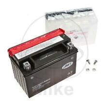 JMT MF Batterie YTX9-BS Piaggio/Vespa Zip 50 4T 2007 LBMC25C 3,6 PS