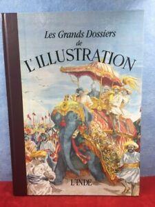 Les Grands Dossiers de L'illustration L'Inde,  Eric Baschet 1989