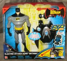 The Batman EXP Electro-Attack Wing Batman Figure - Brand New