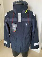 Toggi Storm Coastal Waterproof Jacket Size Medium BRAND NEW Reflective Coat