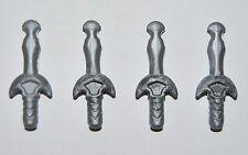 25703 Daga plata especial elfo 4u playmobil,dagger,medieval,elf
