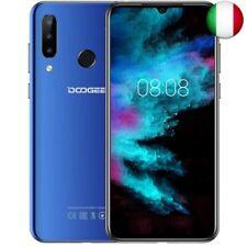 Cellulare Offerta 2019 DOOGEE N20, Octa-core 4 GB RAM 64 GB ROM, Schermo  (Blu)