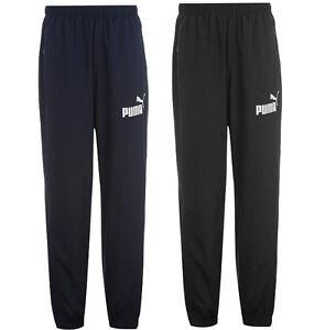 Puma ESS No.1Trainingshose Jogginghose S M L XL XXL Woven CH Fitness Hose neu