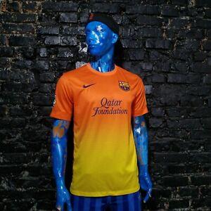 Barcelona Jersey Away shirt 2012 - 2013 Nike 478328-815 Camiseta Mens Size L