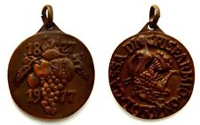 Medaglia 150° Anniversario Cassa Di Risparmio Torino 1827-1977 Bronzo cm 3,2