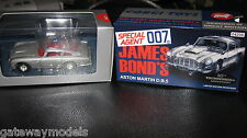 CORGI  JAMES BOND 007 ASTON MARTIN D.B.5 SILVER 50th ANNIVERSARY THUNDERBALL