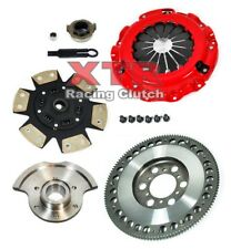 XTR STAGE 3 CLUTCH PRO-KIT & CHROMOLY FLYWHEEL w/ COUNTER WEIGHT 04-11 RX-8 1.3L