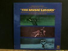 THE MUSIC LOVERS  Ken Russell  Original Soundtrack   LP