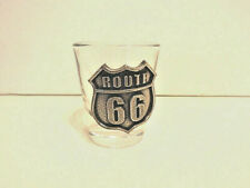 Route 66 Pewter Sign Shot Glass