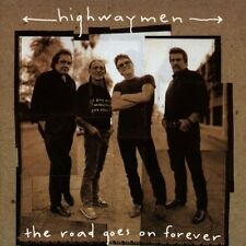 Waylon Jennings Highwaymen-The road goes on forever (1995, & Johnny Cash..) [CD]