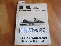 2000 KAWASAKI JET SKI 1100 STX D.I. JT1100 Service Manual
