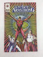 Archer & Armstrong Vol 1 No 11 June 1993 Comic Book Valiant Comics