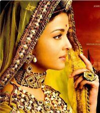 Indian Bollywood Aishwarya Rai Jodha Akhbar Necklace, earrings