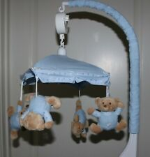 Carter's Baby Tumbling Bear Musical Crib Mobile