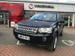 2013 Land Rover Freelander HSE 2.2 TD4 5DR Automatic Estate Diesel Automatic