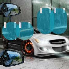 4Pc Car Sticker Anti Fog Rearview Mirror Waterproof Film Window Membrane Sticker