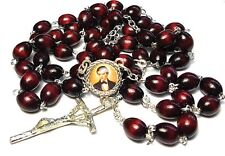 St Dominic Savio cherry relic rosary patron of choirboys falsely accused people