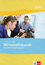 Wirtschaftskunde. Ausgabe 2021 Klett Ernst /Schulbuch Buch