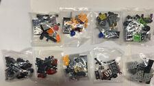 Transformers Kre-o Lot Nemesis Prime Galvatron Sunspot Series 3