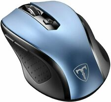 Wireless Mouse Cordless Mice Mouse Portable Ergonomic USB Receiver for Laptop PC