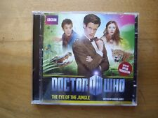 Doctor Who The Eye of the Jungle, 2011 BBC audio book CD