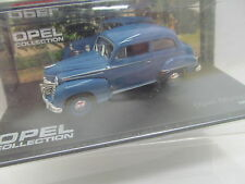 ENS61148Opel Collection 1:43 Opel Olympia ´51-´53 blau ,Metall, sehr gut