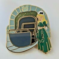 WDI MOG Haunted Mansion Mystery Doombuggy - Alice - Pin 75494 LE 300