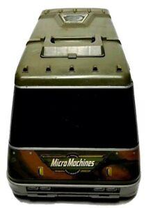 Vintage Lewis Galoob MICRO MACHINES Military Army Van