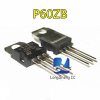 10pcs P60ZB Common loss triode for automobile ABS pump computer board new