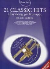 GUEST SPOT BLUE BOOK 21 Classic Hits Trumpet