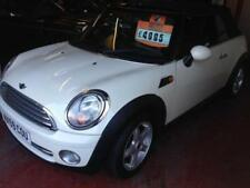 Mini Cooper Convertible Cars