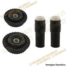 2 Supporti Ammortizzatori + Tamponi Fiat Panda 169 1.2 1.3 Multijet anteriori
