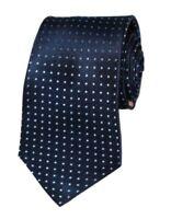 Burma Bibas Luxury Seven Fold Necktie Tie 100% Silk, Lot Discount, Brand Name